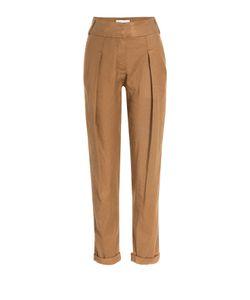 Donna Karan New York | Linen Blend Pants Gr. 8