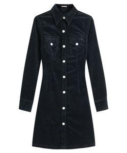 Alexa Chung for AG | Pixie Corduroy Dress Gr. Xs