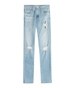 Alexa Chung for AG | Sabine Distressed Jeans Gr. 24