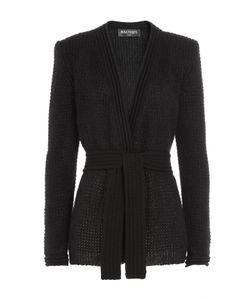Balmain | Mohair-Wool Tailored Cardigan Gr. Fr 42