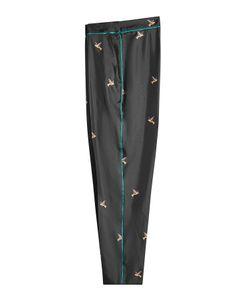 Victoria, Victoria Beckham | Printed Silk Pajama-Styled Pants Gr. Uk 8
