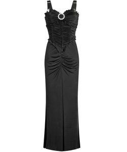 Alessandra Rich   Embellished Jersey Dress Gr. It 44