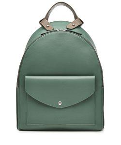 Jil Sander   Leather Backpack Gr. One Size