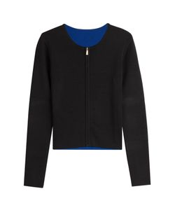 Jason Wu | Zipped Knit Jacket Gr. Xs