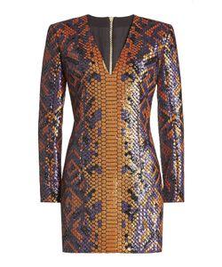 Balmain | Sequinned Mini Dress Gr. Fr 36
