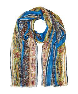Etro | Printed Silk Chiffon Scarf Gr. One