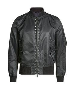 Valentino | Studded Bomber Jacket Gr. Eu 48