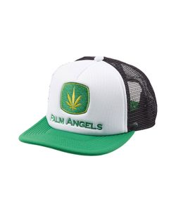 Palm Angels | Embroidered Trucker Hat Gr. One Size