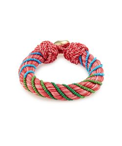 Aurelie Bidermann | Passementerie Bracelet With Glass Beads Gr. One Size