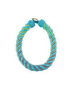 Aurelie Bidermann | Necklace With Glass Beads Gr. One Size