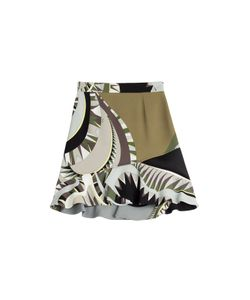 Emilio Pucci | Printed Jersey Skirt Gr. 38