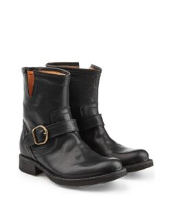 Fiorentini & Baker | Leather Ankle Boots Gr. It 39