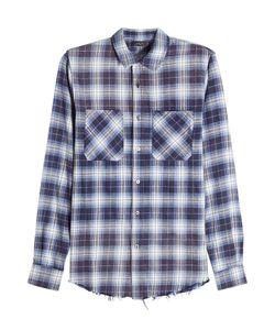 Amiri | Distressed Plaid Shirt Gr. M