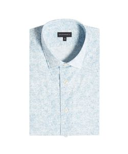 Baldessarini | Printed Cotton Shirt Gr. Eu 38