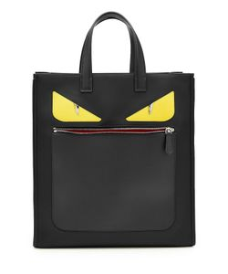 Fendi | Embellished Leather Tote Gr. One Size