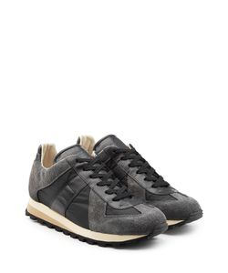 Maison Margiela | Sneakers With Suede Gr. Eu 44
