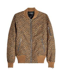 Amiri | Printed Cotton Bomber Jacket Gr. L