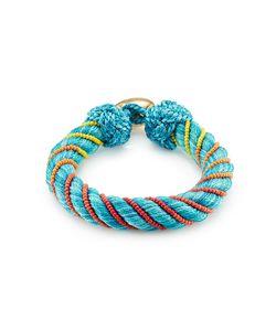Aurelie Bidermann | Passamenterie Bracelet With Glass Beads Gr. One Size