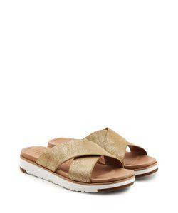 UGG Australia | Kari Sandals With Leather Gr. Us 9