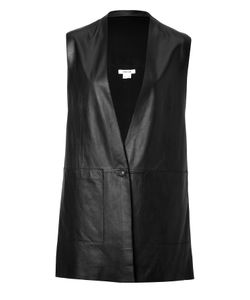 Helmut Lang | Leather Vest Gr. S