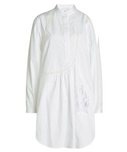 3.1 Phillip Lim | Embroidered Cotton Dress Gr. Us 4