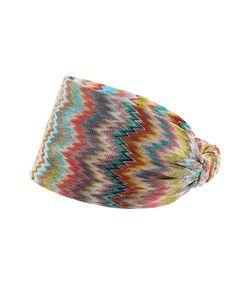 Missoni Mare | Chevron Knit Headband Gr. One Size