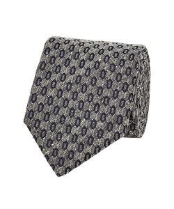 Baldessarini | Printed Silk Tie Gr. One Size