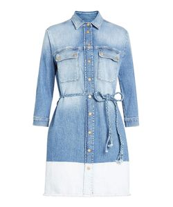 Seven for all Mankind | Denim Shirt Dress Gr. Xs