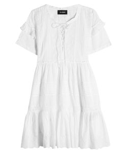 The Kooples | Embroidered Cotton Dress Gr. Xs