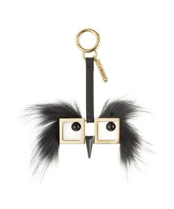 Fendi | Bag Charm With Fox Fur Gr. One Size