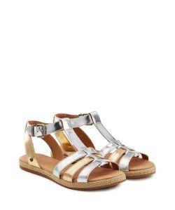UGG Australia | Lanette Leather Sandals Gr. Us 8