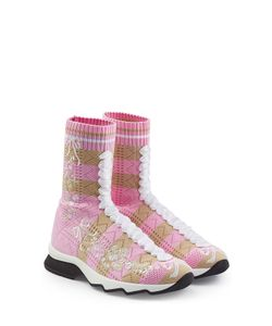 Fendi   Sneaker Boots Gr. It 38