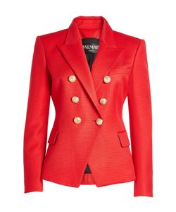 Balmain | Blazer With Embossed Buttons Gr. Fr 36