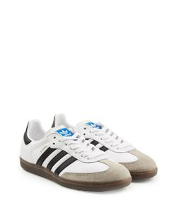 Adidas Originals | Samba Suede And Leather Sneakers Gr. Uk 9.5