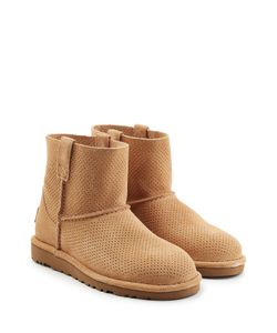 UGG Australia | Classic Unlined Mini Suede Ankle Boots Gr. Us 9