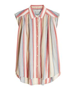 Mes Demoiselles | Printed Cotton Top Gr. Fr 40