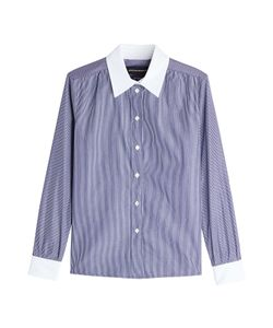 Vanessa Seward | Striped Cotton Shirt Gr. Fr 42