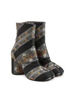 Maison Margiela | Jacquard Ankle Boots Gr. It 39