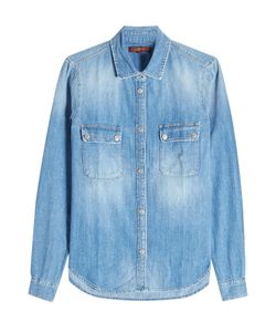 Seven for all Mankind | Chambray Shirt Gr. M
