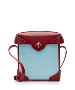Manu Atelier | Mini Pristine Leather Shoulder Bag Gr. One Size