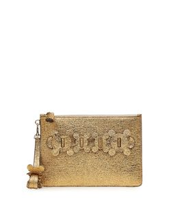 Anya Hindmarch   Leather Clutch Gr. One Size
