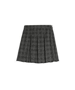 Karl Lagerfeld | Tweed Mini Skirt Gr. 38