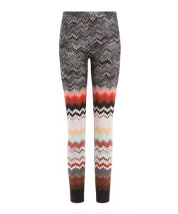 Missoni | Knit Leggings With Wool Gr. 38
