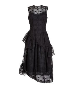 Simone Rocha | Embroide Cotton Blend Dress Gr. Uk 6