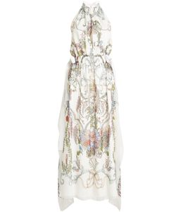 Fendi | Printed Silk Dress Gr. It 40