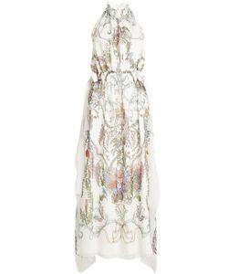 Fendi | Printed Silk Dress Gr. It 40