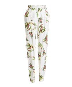 Emilia Wickstead | Printed Pants Gr. Uk 8