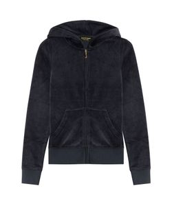 Juicy Couture | Embellished Velour Hoodie Gr. S