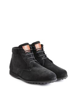 Ludwig Reiter | Suede Desert Boots With Shearling Lining Gr. Eu 42