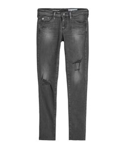 AG Adriano Goldschmied | Distressed Skinny Jeans Gr. 30